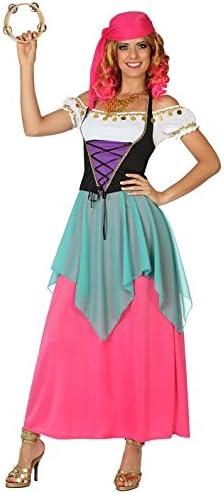 Atosa-26185 Disfraz Gitana, color rosa, XL (26185): Amazon.es ...
