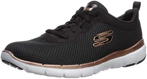 Skechers Women's Flex Appeal 3.0-First Insight Sneaker, US-0 / Asia Size s