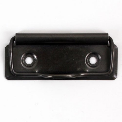 H823-100 - 2 3/4'' Black Nickel Clipboard Clips
