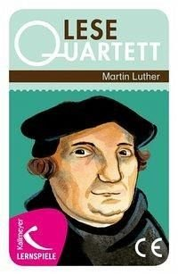 Cover des Mediums: Lesequartett Martin Luther