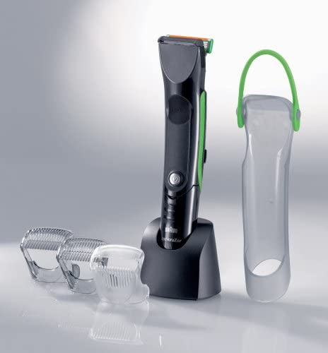 Braun - Afeitadora corporal Body cruZer B30 (10 h): Amazon.es ...