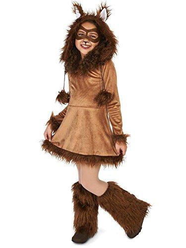 Fox Tween Costume