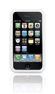 Griffin Wave for iPhone 3G - White - fundas para teléfonos móviles Color blanco