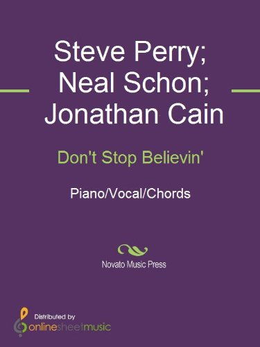 Dont Stop Believin Kindle Edition By Jonathan Cain Journey