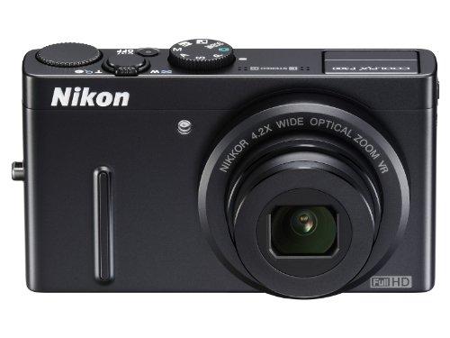 ニコン クールピクス P300 ブラック