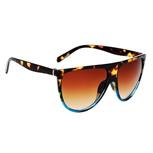 Ceremoniales Gafas blanco Negro Homyl Gafas Ciclismo Muchacha Sol de como de DIY Azul oscuro Anteojos Artículos Marinas se de describe Marrón P40wP6