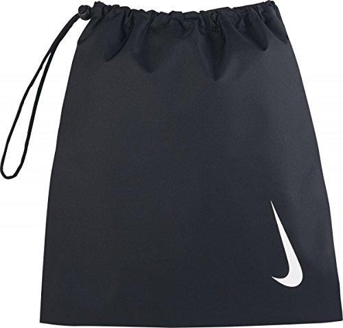 Nike Damen W NK Aura Club Print Trainingstasche, Schwarz/Wolf Grau, 66 x 18 x 30 cm