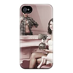 High-end Cases Covers Protector For Iphone 5/5s(selena Gomez Mtv Ema)