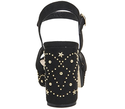 With Studs Sandals Office Maxy Platform Black UnHI4RF