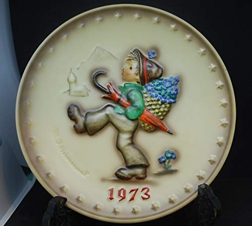 1973 Goebel Hummel Annual Collector Plate