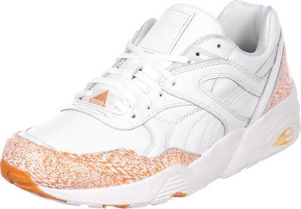 bianco Snow R698 Bianco arancione Puma Scarpa Pack Splatter Y8w6q