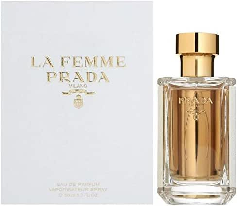 Prádá La Femme by Prádá For Women Eau de Parfum Spray 1.7 OZ./ 50 ml.