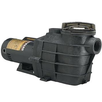 com hayward spxaz super ii horsepower speed hayward sp3015x202az super ii 2 horsepower 2 speed pool pump