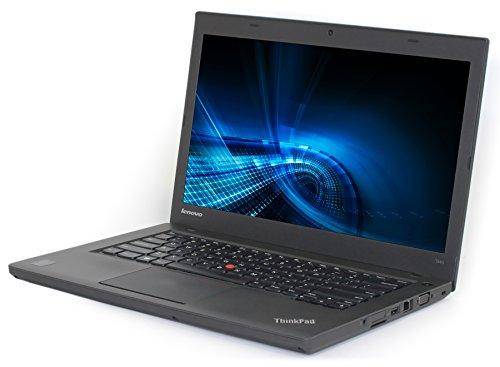 Lenovo Thinkpad T440 Ultrabook 14in HD LED-backlit High Performance Business Notebook, Intel Core i5-4300U up to 2.9GHz, 8GB RAM, 128GB SSD, USB 3.0, Windows 10 Professional (Renewed)