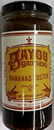 Bayou Brothers Bananas Foster 8.5 Oz (Pack of 2)