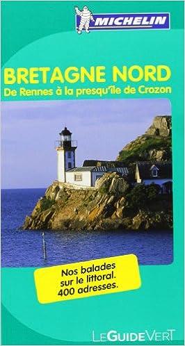 Livre gratuits en ligne Guide Vert Bretagne Nord pdf ebook