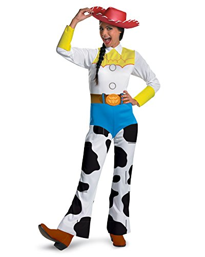 Toy Story Movie Costumes Jessie Cowgirl Cowboy Costume Sizes: (Toy Story Jessie Costume Ideas)