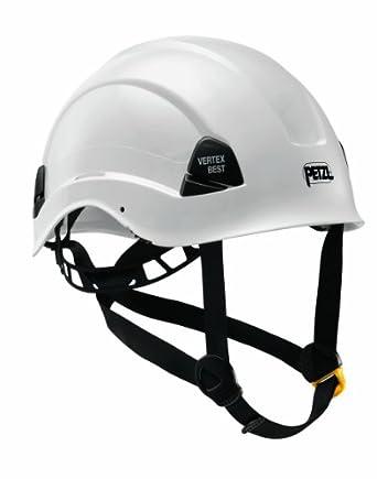Petzl a10bwa Vertex mejor casco de cómodo para el trabajo en altura y rescate, color