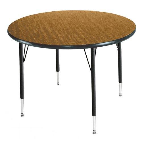 Virco VIR4848R0910101 4000 Series Activity Table, Adjustable Height, 48