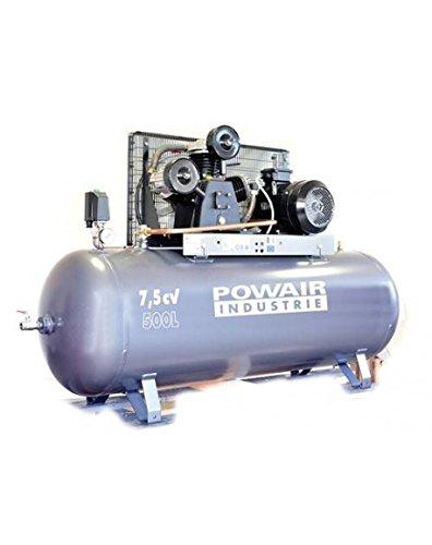 Prodif Compresor Correa tri-cylindre 500 litros wcf050500300