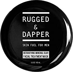 WHO BENEFITS FROM USING IT. This fragrance free, Men's face mask is ideal for all ages and skin types including: sensitive, oily, rough & dry, combination, and acne prone complexions. It should only be used once to twice a week, depending...