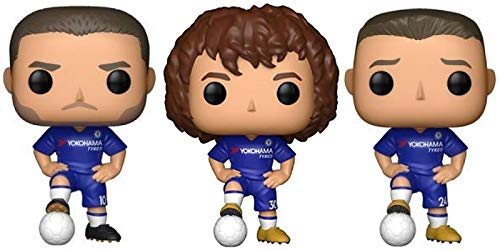 Funko Pop! Football: Chelsea FC Collectible Vinyl Figures, 3.75