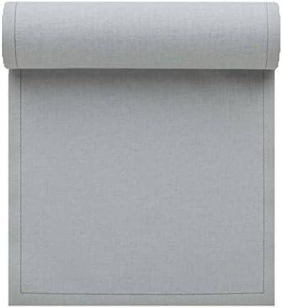 My Drap Algodón servilletas de 12,6 x 12,6 - in-12 Unidades por Rollo Pearl Grey: Amazon.es: Hogar
