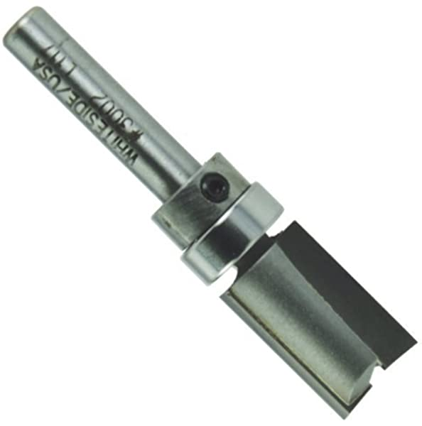 Whiteside Router Bits 3000 Template Bit with Ball Bearing