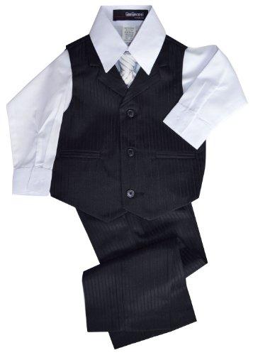 24 month black dress shirt - 9
