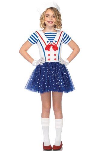 Leg Avenue Children's Sailor Sweetie Costume