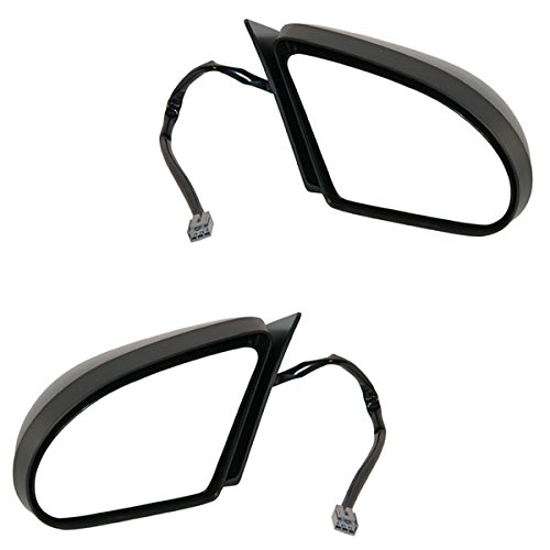 Power Rear View Mirror Left & Right Side Set PAIR For 89-97 Cougar T-bird Tbird