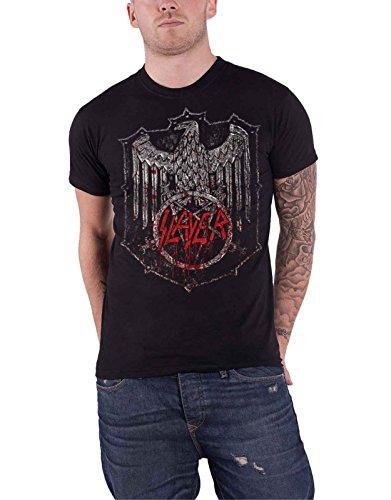 Slayer - Eagle T-Shirt (Black) - 6