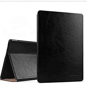 Apple iPad Air 9.7 Inch Leather Case Cover - Black
