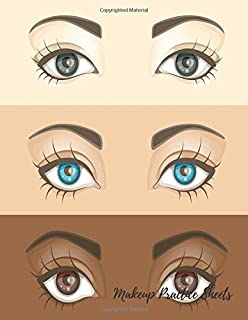 practice makeup face sheets saubhaya makeup
