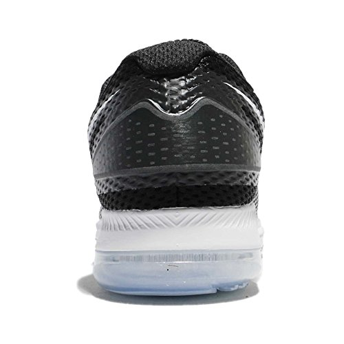 Donna White 2 all 003 W Running out Anthracite Scarpe Low Zoom NIKE Nero Black 8Zq6A