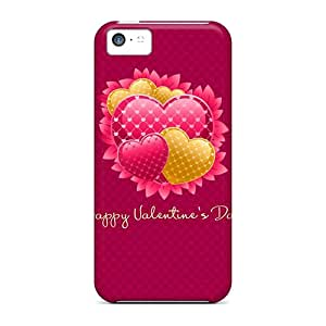 Rkc18933imoi Anti-scratch Cases Covers JosareTreegen Protective Happy Valentines Day Cases For Iphone 5c
