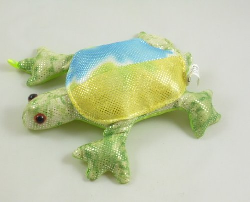 8 Inch Large Colourful Sand Animal - TURTLE - Unisex Toys -Gifts (HL182) [Toy] - Sand Animal