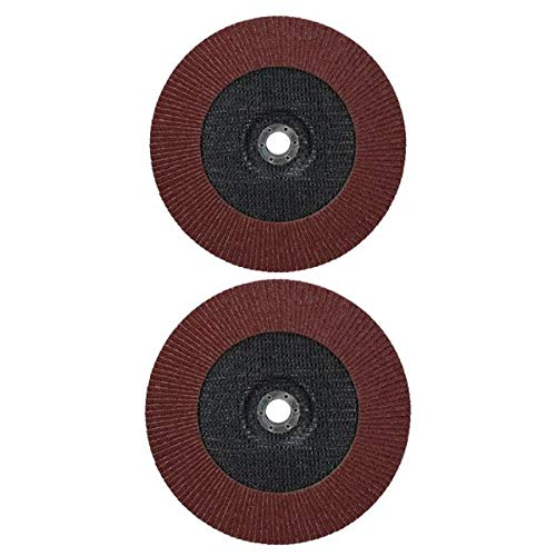 40 Grit Flap Discs Sanding Grinding Rust removing for 9