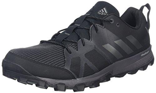 Adidas Aw16 Herre Kanadia 8 Trail Løbesko - Sort Sort 2oyCBX8