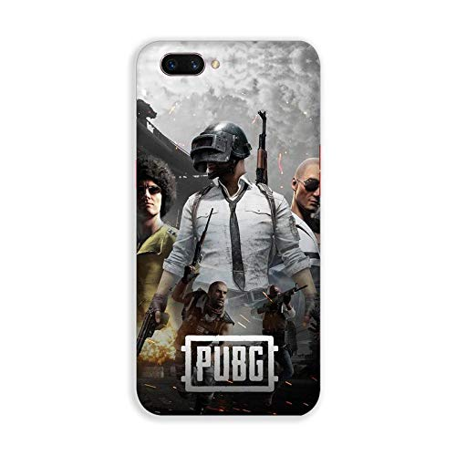 Trends Youth Printed Hard Plastic Oppo A3S Mobile Cover | Oppo A3S Phone  case | Oppo A3S Phone Cover - Pubg Game Abstract Theme