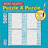 Ravensburger Wipe off Pen 500 Piece Puzzle - Word Search