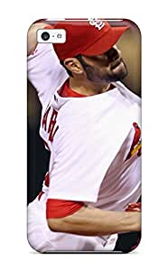 Hot st_ louis cardinals MLB Sports & Colleges best iPhone 5c cases