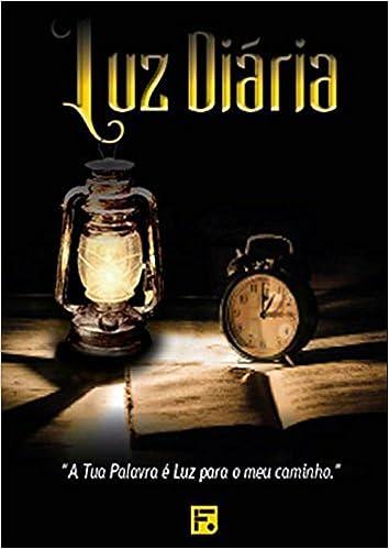 Book Luz Diaria: A Tua Palavra e Luz Para o Meu Caminho