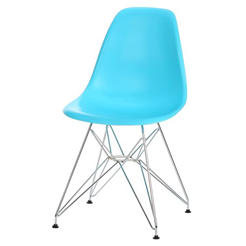 Design Tree Home Modern Eames-Style Side Chair with for sale  Delivered anywhere in USA