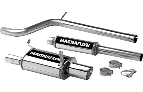 MagnaFlow 16657 Stainless Cat-Back Exhaust System 2008-2008 Mitsubishi Eclipse