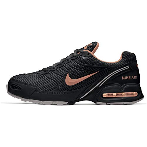 Air Max Shox (NIKE Women's Air Max Torch 4 Running Shoes (7.5 B(M) US, Black/Metallic Rose Gold))