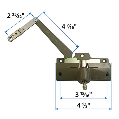 Andersen® Split Arm Operator (Right Hand) in Stone Color (1982-1995) (Window Unit Parts compare prices)