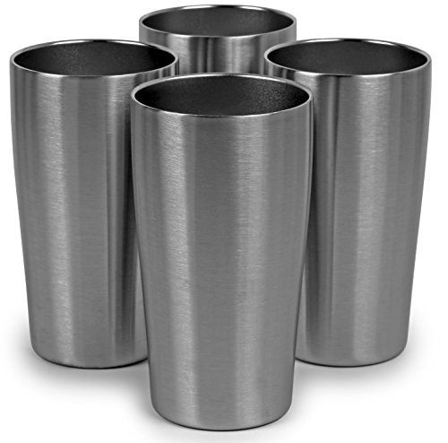 Stainless Vacuum Insulated Beer Tumbler product image