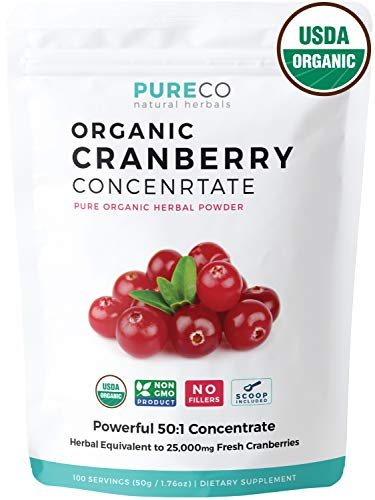 USDA Organic Cranberry Concentrate Cranberries product image