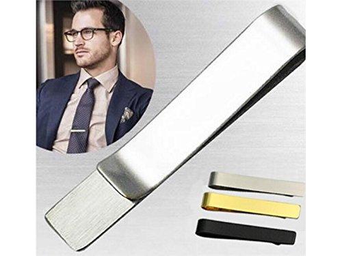 Tie Regular Vintage Tie Bar Clip Men Clip Set JwlqAy Bar Mens Fashionable Ties Classic qzwxqgSf